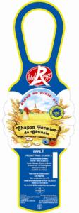 Chapon de poulet fermier blanc-Auvray Volailles